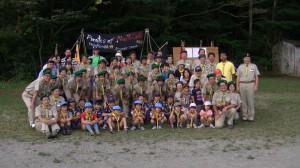 ボーイスカウト川崎第46団です