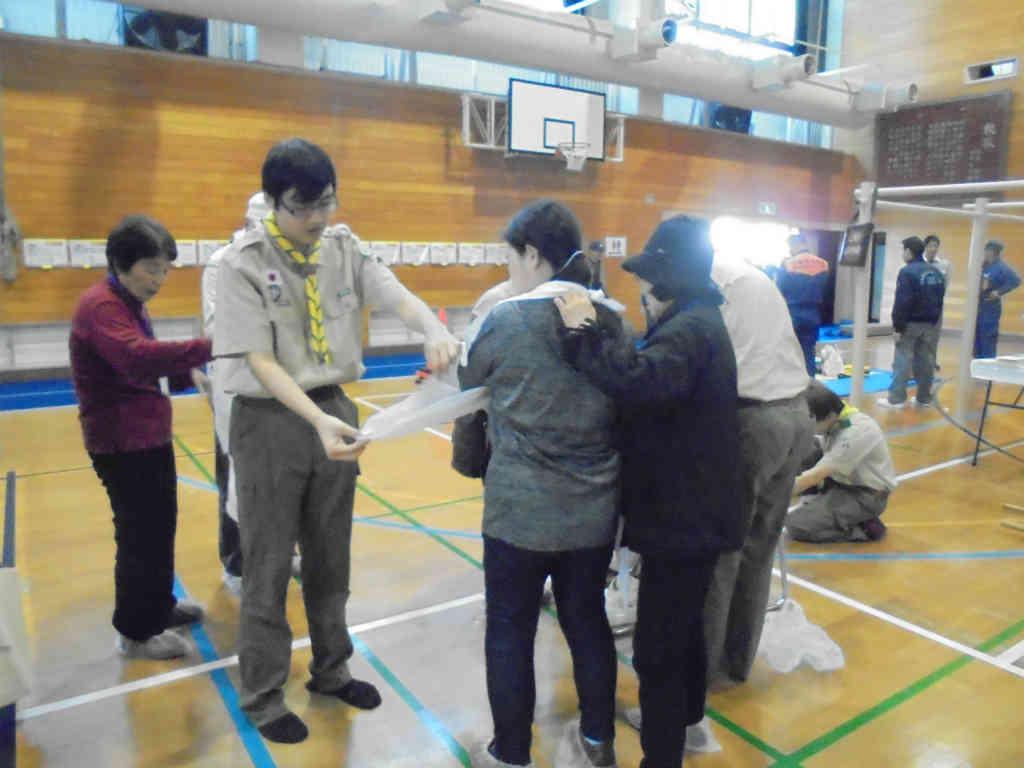 【お知らせ】第2回多摩区総合防災訓練