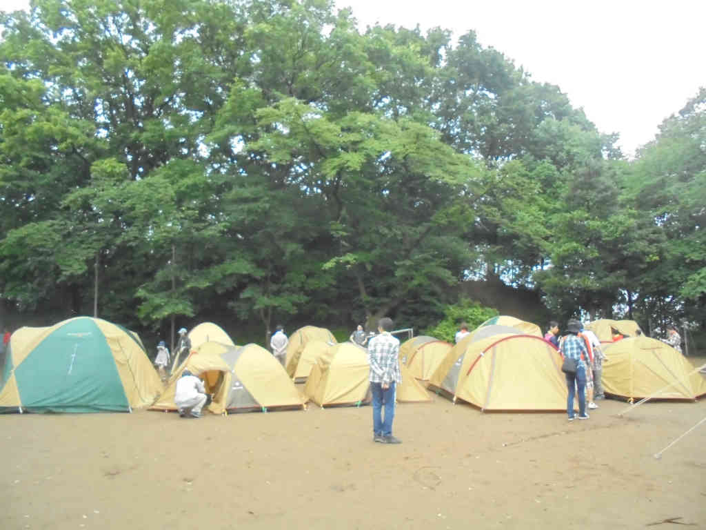 【体験活動】子どもチャレンジキャンプ(1日目)