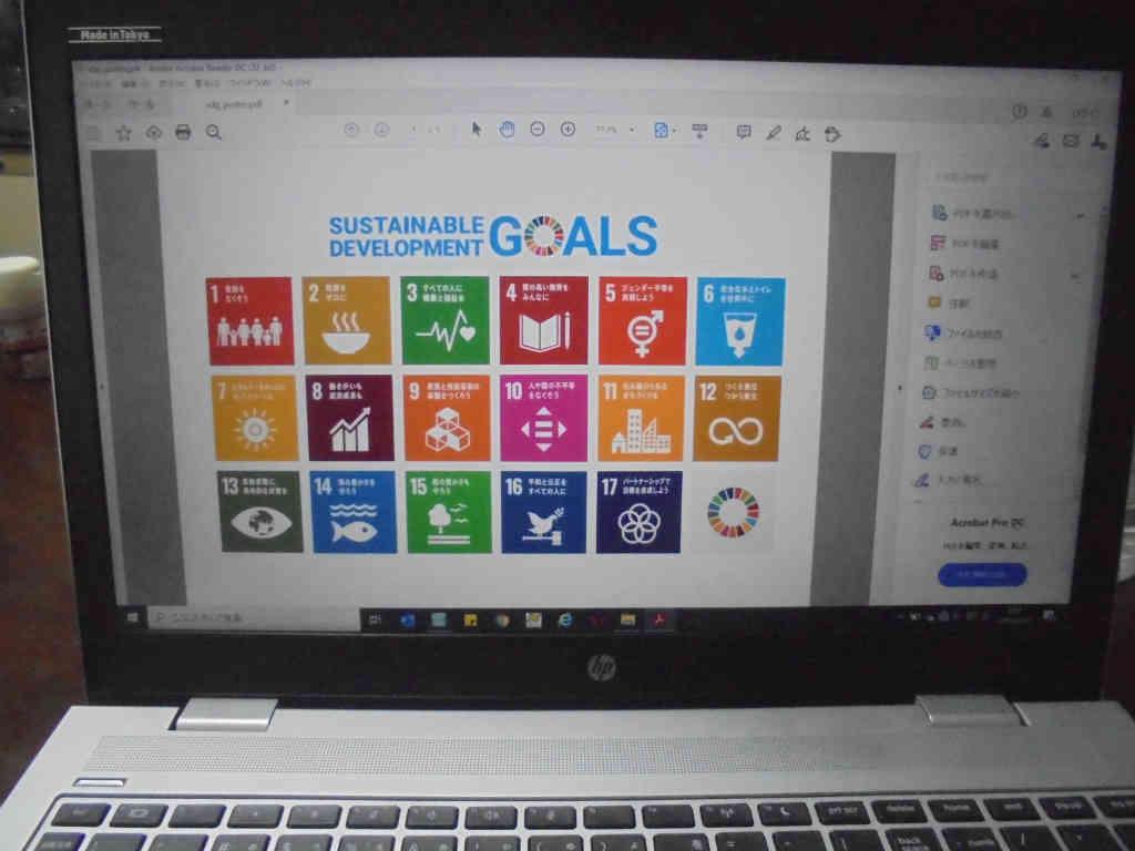 【カブ】WEB隊集会(SDGs)